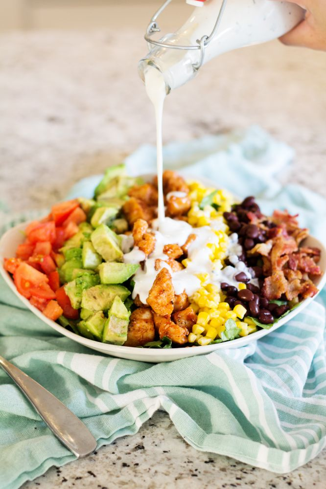 Cob Salad - Get Your Shine On Link Party