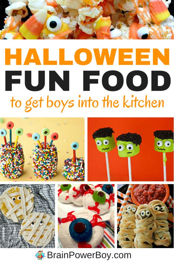 Halloween Fun Food - Get Your Shine On Link Party - Get Your Shine On Link Party. Come and leave your latest and greatest blog posts to share at this weeks link party and grow your blogs network!
